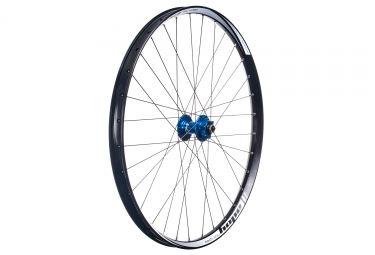 Roue avant hope tech 35w pro 4 27 5 9 15x100mm bleu