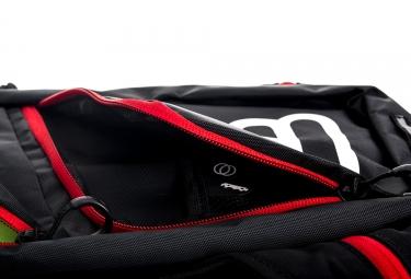 sac a dos v8 equipement rac 6 2 1 5l noir rouge