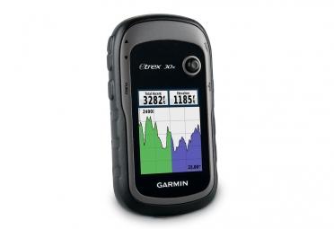 GPS-Computer Garmin eTREX 30x mit Kartendaten Westeuropa