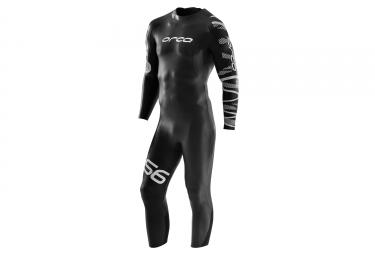 combinaison neoprene orca s6 noir gris s large