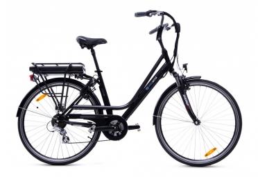 Wayscral Classy 615 / 36V 6.6Ah 27.5 '' Urban e-Bike Shimano Altus 7V Nero