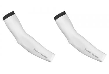 GripGrab UV Arm Warmers White