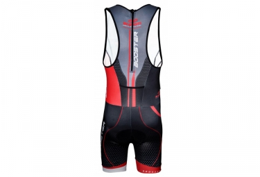 bv sport combinaison trifonction tri 3x100 noir rouge s