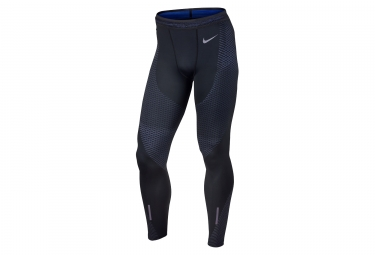 Collant Long Homme NIKE ZONAL STRENGTH Noir Bleu