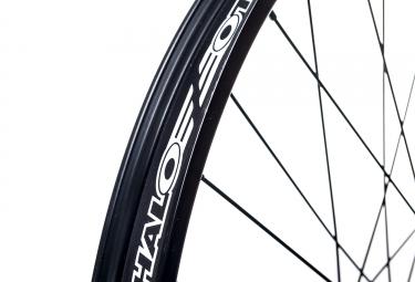 Halo SAS DJD Bush Drive Pro Rear Wheel 26'' | 10x135mm | Single Speed Black