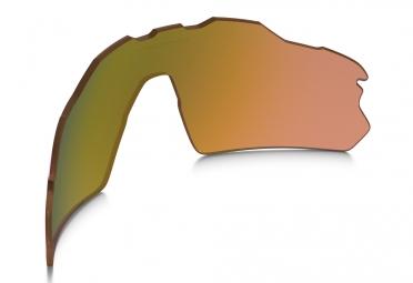 Verres pour Lunettes Oakley Radar EV - Prizm Trail Pitch 101-117-008