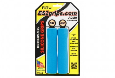 ESI Fit CR Grips - Blue