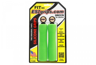 ESI Fit CR Grips - Green