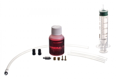 XLC Kit de Purge Complet avec Huile Minérale
