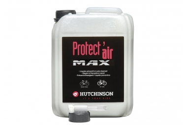 liquide preventif tubeless hutchinson protect air max bidon 5l
