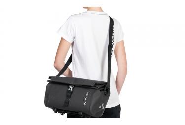 sacoche de porte bagage vaude comyou shopper noir