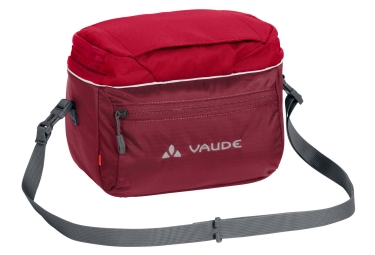 sacoche de guidon vaude road 1 rouge