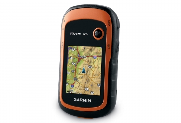 garmin etrex 20x gps with ouest europe maps