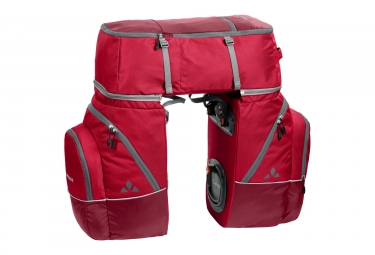 Vaude Karakorum Triple Trunk Bag Red