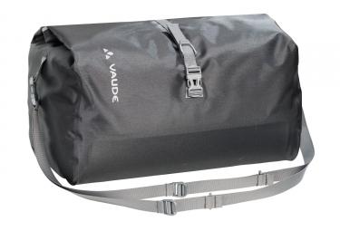 sacoche de porte bagage vaude top case noir