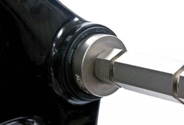 PARK TOOL Extracteur de roulements pour boitier de pédalier Press-Fit