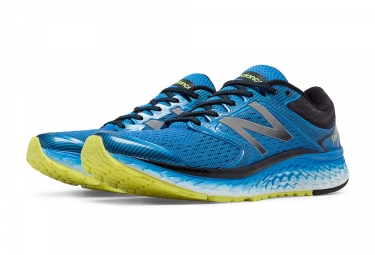 Chaussures de Running New Balance Fresh Foam 1080 v7 Bleu / Jaune