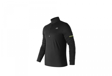 Maillot manches longues homme new balance impact noir s
