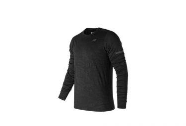 Maillot Homme NEW BALANCE MAX INTENSITY Noir