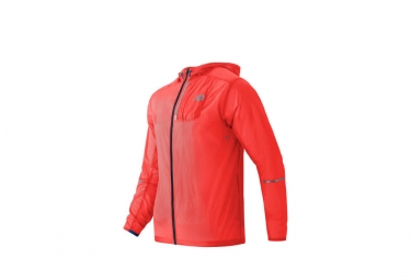 veste repliable homme new balance lite packable orange l