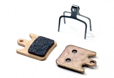 paire de plaquettes brake authority pour hope tech x2 agressive ceramic