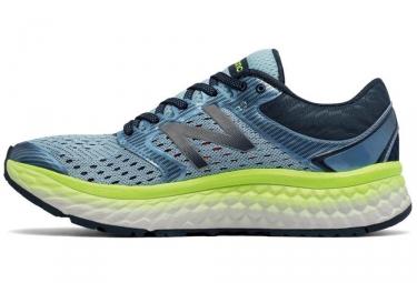 Chaussures de Running Femme New Balance Fresh Foam 1080 v7 Bleu / Jaune