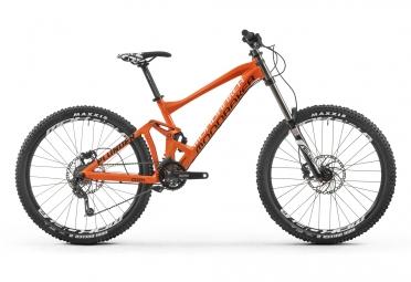 Vélo Complet Mondraker Plunder 27.5´´ Shimano Deore 9V Orange Noir