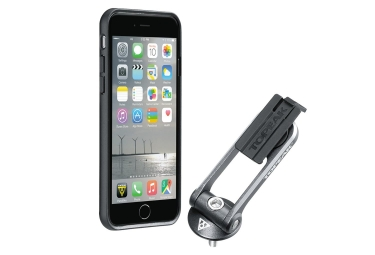 TOPEAK RIDECASE Support Case for Iphone 6/6S Black