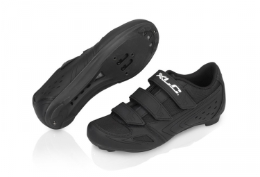 chaussures route xlc cb r04 noir 42