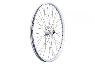 halo roue avant 26 sas 9 20mm 36 rayons blanc