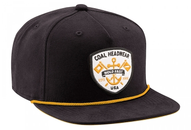 Coal Headwear The EBB Tide Kappe Schwarz