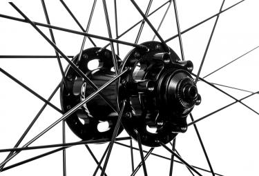 HALO Roue Avant 26´´ SAS 9/20mm 36 rayons Noir
