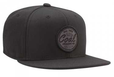 Casquette COAL THE CLASSIC Noir