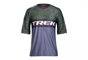 Bontrager Lithos Tee-Shirt Trek Camo