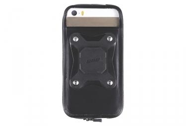 BBB Support + Etui Universelle Smartphone GUARDIAN 140x70mm Noir