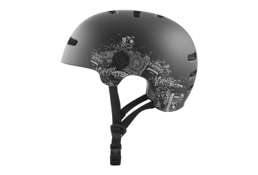 casque bol tsg evolution charity noir s m 54 56 cm