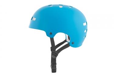 Casque Bol TSG Evolution Solid Bleu