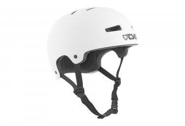 casque bol tsg evolution solid blanc xxl 59 60 cm