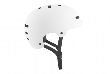 Casque Bol TSG Evolution Solid Blanc