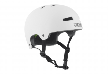 TSG Evolution Injected Helmet White