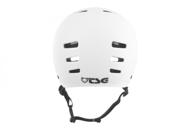 Casque Bol TSG Evolution Injected Blanc
