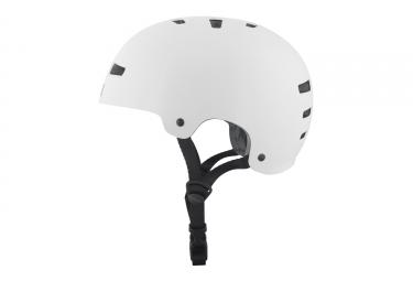 TSG Evolution Injected Helmet Blanco