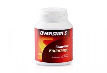 Complement alimentaire overstim s complexe endurance 60 gellules