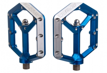 SPANK Spike Pedals Blue
