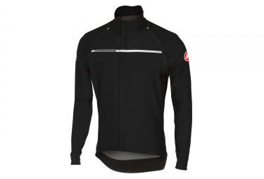 Castelli Perfetto Convertible Jacket Black