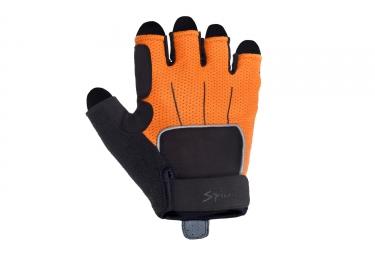 Paire de gants spiuk 2017 urban noir orange l