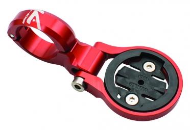 Support prolongateur K-Edge Sport TT pour Garmin Edge Rouge
