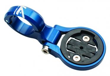 Support prolongateur K-Edge Sport TT pour Garmin Edge Bleu