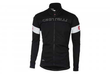 Veste castelli transition noir blanc xl