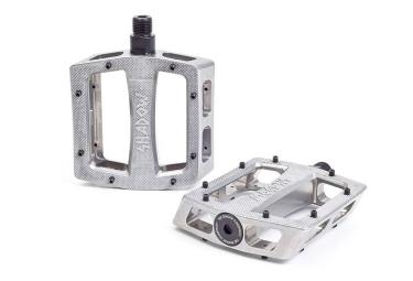 pedales aluminium shadow ravager argent